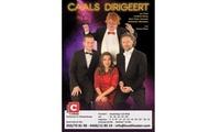 Tickets voor de zomershow ''Caals Dirigeert'' voor €14,99 op een datum naar keuze in het Kusttheater in Blankenberge!