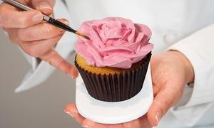 The Classic Cupcake Co.: Cupcake Masterclass for One ($59) or Two People ($115) with The Classic Cupcake Co., Mosman (Up to $300 Value)