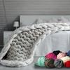 Giant Arm Knitting Yarn Ball