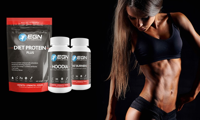 Elite Global Nutrition Fat Burn Bundle for £32.99