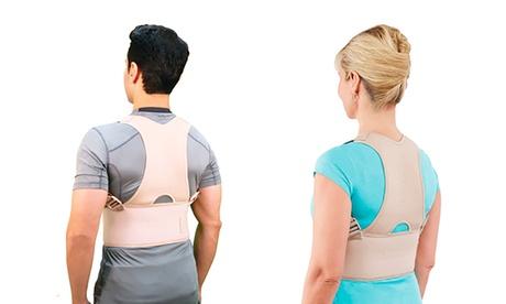 1 o 2 correctores magnéticos de espalda unisex Spine Pro