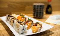 3-Gänge-Sushi-Menü für 2 Personen im Sushi ONE (41% sparen*)