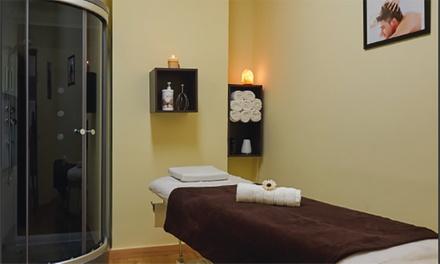 Ritual estético a elegir entre relajante, adelgazante y purificante desde 19,99 € en Aries centro de masajes y estética