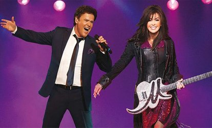 Donny and Marie – Up to 48% Off