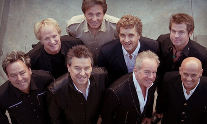 Chicago and The Doobie Brothers - Saratoga Performing Arts Center: $30 for Chicago and The Doobie Brothers at Saratoga Performing Arts Center on August 21 at 7:30 p.m. (Up to $60 Value)