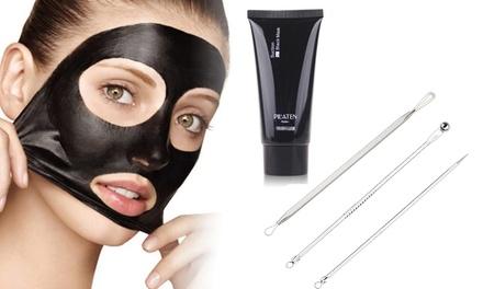 Maschera peel off da 60 ml e ferretto rimuovi impurità da 11,99 €