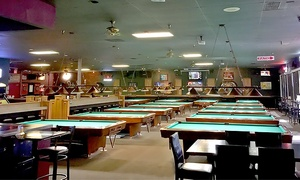 $7 for $15 Worth of Pub Food and Drinks at Slate Street Billiards