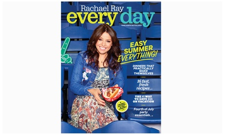 One-Year Subscription to Rachael Ray Every Day (79% Off) d0618dc0-d538-432f-a69c-e78729d0042b