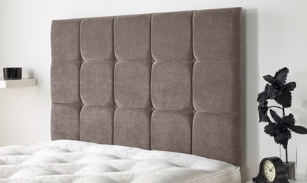 Collingwood Headboard in Katsuro Linen Fabric in Choice of Size & Colour from £89.99 With Free Delivery