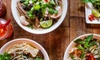 Vietnamees 2-gangen lunch/diner