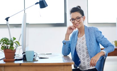 image for Online Executive PA Accredited Course Including MS Office from Vizual Coaching Academy (91% Off)