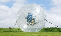 Zorbing Experience for Two at Orbzorbing (42% Off)