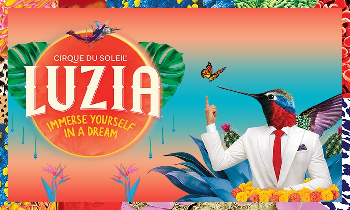 Cirque du Soleil brings Mexican-themed Luzia to Calgary this summer
