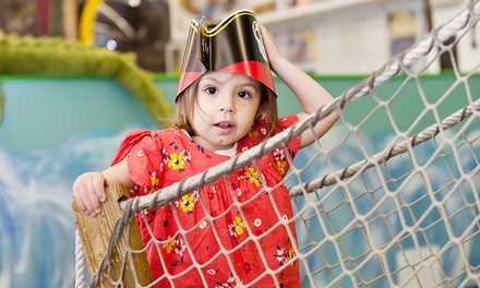 Children's Museum Admission for Two or Four at Imagine That!!! (Up to 50% Off)