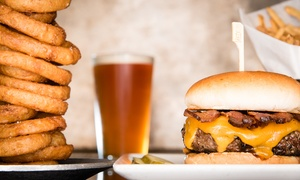 Up to 48% Off American Fare and Drinks at Yard House at Yard House, plus 6.0% Cash Back from Ebates.