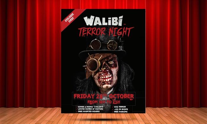 Halloween In Belgie.Walibi Belgie Vier Halloween Met Het All Inclusive Terror Night Arrangement