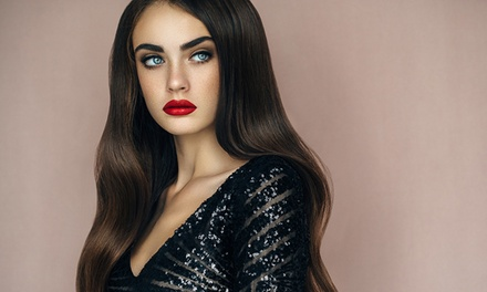 $29 for a Style Cut and Blow-Dry or $89 with Colour and Pamper Package at Korbelle Hair and Beauty (Up to $275 Value)