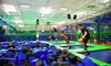 Up to 36% Off Jump Sessions at Rebounderz Apopka