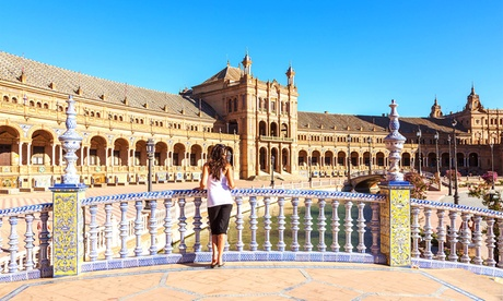 Ruta histórica o temática por Sevilla para 2, 4 o 6 desde 8,95 € en Tolarte