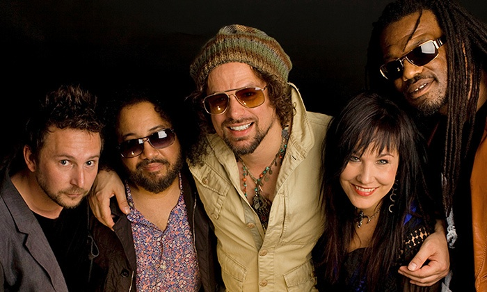 Rusted Root - The Santander Performing Arts Center: Rusted Root at The Santander Performing Arts Center on June 4 at 7:30 p.m. (Up to 30% Off)