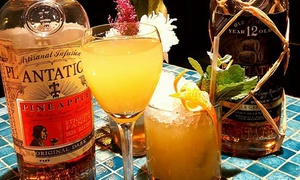 Aether & Echo: Choice of Two, Four or Six Cocktails at Aether and Echo (50% Off)