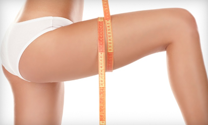 Fusion The Salon - Royal Oak: Three or Seven VelaShape ll Cellulite Reduction or Body Contouring at Fusion the Salon (Up to 89% Off)
