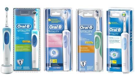 Elektrische tandenborstel OralB