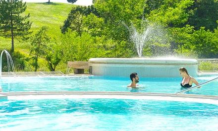 Chianciano Terme, Hotel Ave   Fino a 7 notti con aperitivo, piscina, mezza pensione e terme per due, Ponti inclusi
