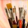 50% Off Art Class with Wine and Chocolate