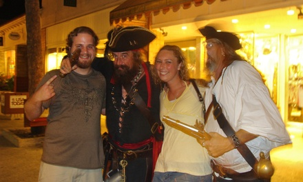 Groupon St Augustine Ghost Tours