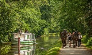 Up to 53% Off Canal Boat Ride at The City of Canal Fulton, plus 6.0% Cash Back from Ebates.