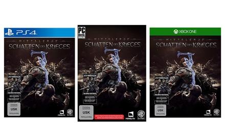 Mittelerde  Schatten des Krieges für PC, PS4 oder Xbox One