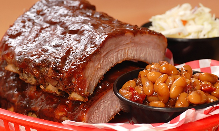 BBQ Country - Opal: Barbecue at BBQ Country (Up to 50% Off). Three Options Available.