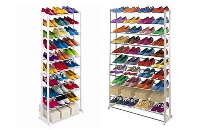 Zapateros para 30 o 40 pares de zapatos