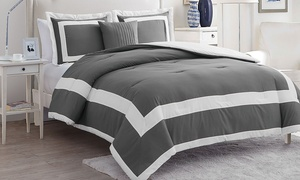 Lux Hotel Comforter Set (4-Piece) at Lux Hotel Comforter Set (4-Piece), plus 6.0% Cash Back from Ebates.