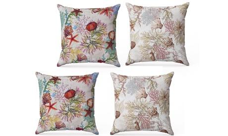 Set di 2 cuscini arredo Cieffepi Home Collections disponibili in 2 colori, 4 dimensioni e con spedizione