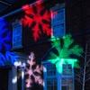 LED Snowflake Light