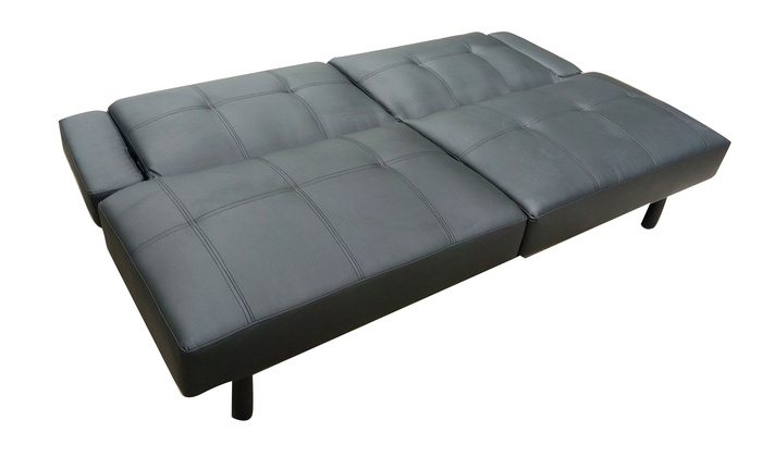 ... Groupon Goods Global GmbH: Hilton Cinema Style Sofa Bed With Free  Delivery