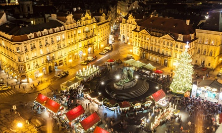 ✈ European Christmas Markets: 2 or 3 Nights in a Choice of 15 Cities with Flights*