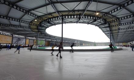 Schaatsen bij Sports & Businesscampus De Vechtsebanen in Utrecht vanaf 2 personen
