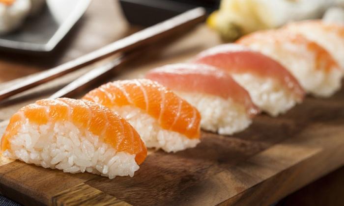 3fd9156601ff Hibachi Sushi Ya - From $16 - Darien, CT | Groupon