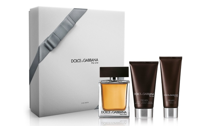 Coffret Dolce   Gabbana The One   Groupon Shopping 7a2531f2ef9f