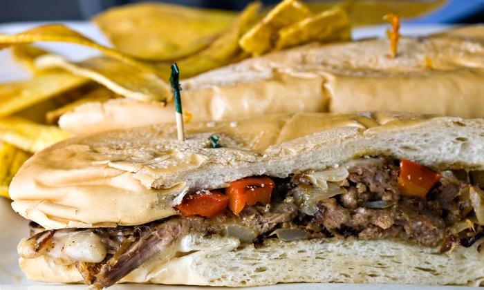 La Bamba Island Cuisine - Burbank: $16 for $30 Worth of Caribbean and Mexican Food at La Bamba Island Cuisine