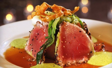 Contemporary American Cuisine for Two or Four at Rickey's Restaurant & Bar (Up to Half Off)
