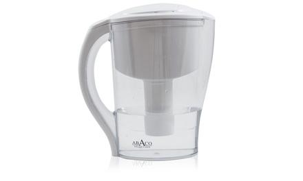 Jarra de agua Abaco con filtro activo