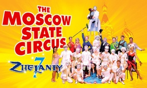 Moscow State Circus: Moscow State Circus on 19 - 30 October, Clapham Common South Side, London (Up to 53% Off)