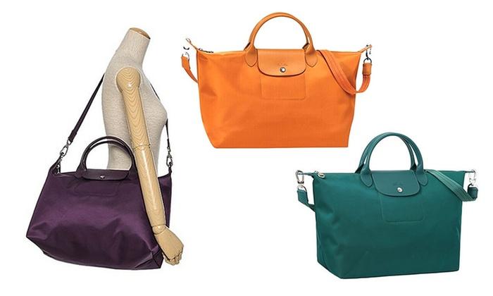 6b79e687b331 Longchamp Le Pliage Néo Handbag