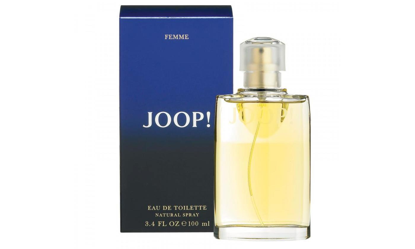 One or Two Joop! Femme Eau de Toilette Sprays for Women 100ml