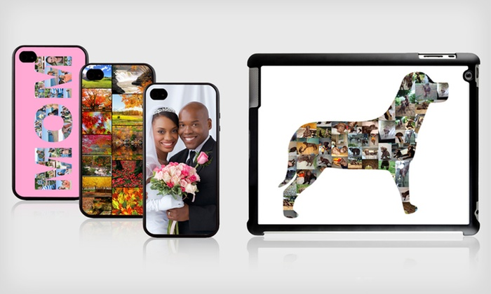 Collage.com Personalized iPhone and iPad Cases: Personalized iPhone or iPad Case from Collage.com (62% Off). Free Shipping.