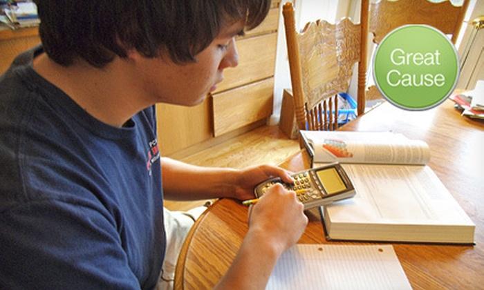 Communities In Schools of Peninsula - Key Center: $10 Donation to Help Distribute Calculators
